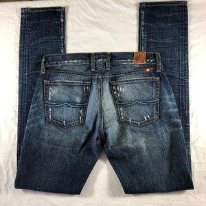 Lucky Brand Riley Slouchy Skinny Jean Size 2 (26)